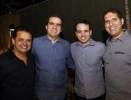 Germano Albuquerque, Max Cavalcante, Filgueiras Neto, João Jorge Cavalcante