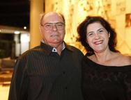 Lavosier Leitão e Denise