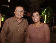Ricardo Cortez e Poliana Novais