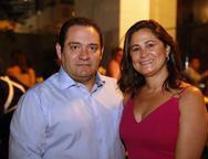 Paulo Marcelo e Adriana Acciole