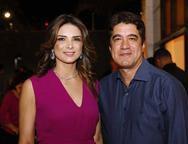 Rachel Teixeira e Paulo Regis Teixeira