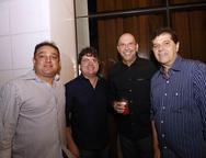 Roney Meireles, João Elder, Ricardo Sena e Marcos Aurélio Costa