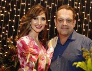 Sarah e André Alencar