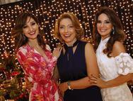 Sarah Nunes, Francisca Gondim e Eveline Fujita