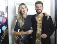 Karina Monteiro e Giancarlo Zecca