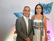 Harley Cavalcante e Roberta Fontelles Philomeno