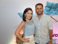 Morgana Moraes e Alexandre Medina