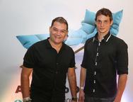 Luciano Rocha e Nicodemos Theophilo
