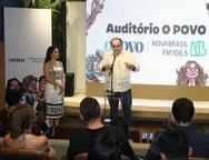 Roberta Fontelles Philomeno e João Dummar Neto