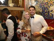 Natasha Saraiva e Rafael Lima