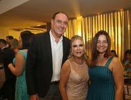 Tabajara Filho, Monica Alencar e Ilda Rodrigues
