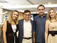 Carol Farias, Fernando Furlani, Hugo Rabelo e Renata Rabelo