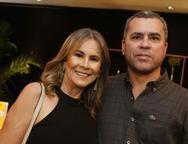 Carla e Fernando Fontenelle