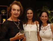 Cida Carvalho, Kuele Mediros e Kete Medeiros