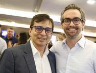 Eduardo Furlani e João Paulo Babadopulos