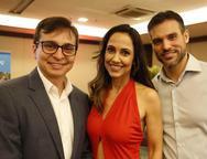 Eduardo Furlani, Simoni Navarro e André Alcântara