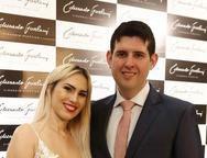 Fernanda Mota e André Mendonça