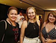 Inês Borges, Fernanda Assunção e Paula Madeiro