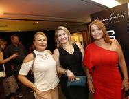 Marta Pinheiro,  Rita Maciel e Janete Rocha