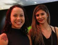 Nathalia Lima e Sandra Praciano