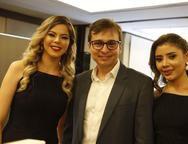 Renata Costa, Fernando Furlani e Maria Camila