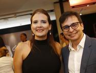 Nathaly Barreto e Eduardo Furlani