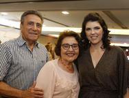 Al¡pio Leitão, Anisia e Barbara Furlani
