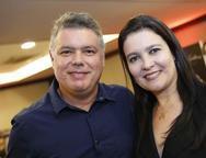Sandro e Vladia Coelho
