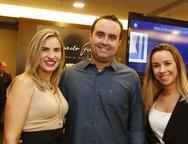 Renata Rabelo, Hugo Rabelo e Carol Farias