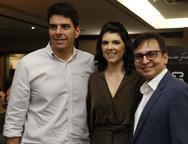 Roberto Neves, Barbara e Eduardo Furlani