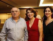 Arturcio alencar, Carmem Silvia e  Ge¡sa Leal