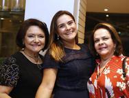Bárbara Freire, Ira Freire e Nádia Parente