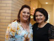 Débora Campos e Barbara Freire