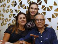Ira, Ane Alcantara e Eymard Freire