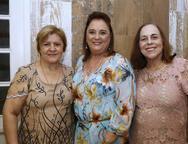 Lucilia, Debora Campos e Maz' Coelho