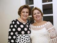 Regina e  Maria Vanda Machado
