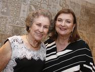 Silvia Martins e Socorro Moreira