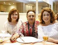 Zeneide Fujita, Zenaide Bezerra e Ana Flavia