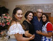 Ana Paula, Barbara Freire, Eimard e Ana Carolina