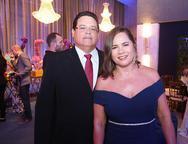 Paulo e Carmen Arrais