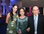Fernanda, Imeuda e Ismerino Arrais