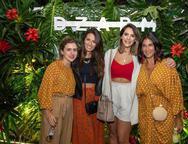 Thais Destri, Andrea Anauate, Julia Lobo e Renata Serna