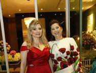 Ana Lucia Pierry e Adriana Hiluy