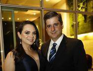 Claudia e Roberto Pinheiro
