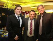 Murilo Tavares, Antonio Nobre e Veroaldo Dultra