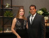 Raquel e Alex Rocha