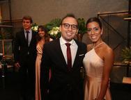 André Carvalho e Ingrid Holanda
