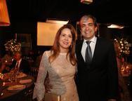 Rafaela Lima Fujita e Paulo Limas
