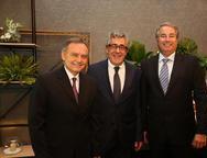 Adauto Farias, Emauel e Carlos Teles