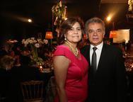 Márcia Cavalcante e Fernando Barroso